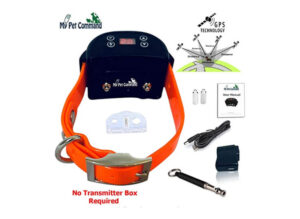 MY PET COMMAND wireless fence system