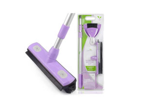 ANODA Rubber Broom for Pet Hair