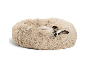 Best Friends by Sheri Donut Dog Bed
